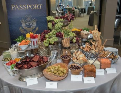 Lobby food CEW benefit April 2019